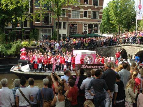 Canalparade 2012